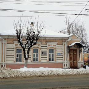 Музей одной картины открыт 12 февраля 1983 года. Репортаж