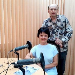 Встреча с нашей землячкой, актрисой  и общественным деятелем Натальей Каресли.