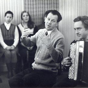 7 ноября 93 года назад родился Народный артист РСФСР, основатель и руководитель Пензенского русского народного хора Октябрь Васильевич Гришин