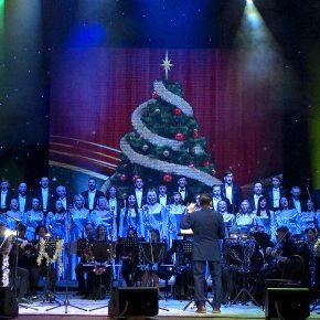 Радиоверсия новогоднего концерта губернаторской симфонической капеллы п/у Владимира Каширского