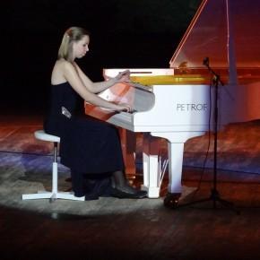 Встреча с нашей землячкой, пианисткой Анной Павловой