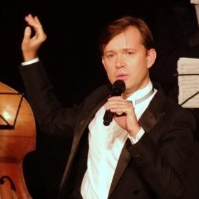 Олег Погудин - концерт в новой филармонии. Репортаж