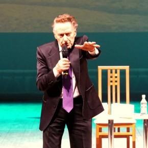 Выступление поэта Андрея Дементьева на Лермонтовском празднике в Пензе