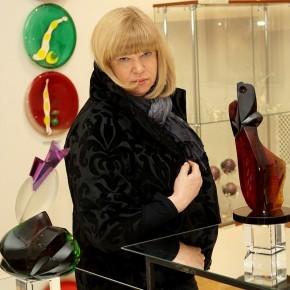 Репортаж с персональной выставки заслуженного художника РФ Елены Дубской (Пенза, губернаторский дом)