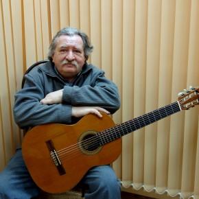 ВЛАДИМИР МЕДВЕДЕВ о своем творческом вечере, о новых песнях, о фестивалях авторской песни