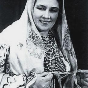 24 октября 115-я годовщина со дня рождения знаменитой певицы Лидии Руслановой. Экспозиция дома-музея села Ключи Мало-Сердобинского района