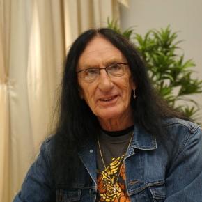 Пензу посетил один из основателей легендарной группы URIAH HEEP КЕН ХЕНСЛИ