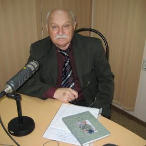 Гость Радио России из Пензы поэт ВИКТОР КЕЛЬХ