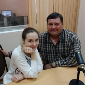 Марта Серебрякова и руководитель квартета «Губерния» Эдуард Пятунин о концерте «Песенные узоры»