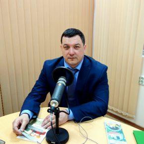 Пензенский лесной колледж (р/п. Сосновоборск) представляет его директор Олег Вдовин