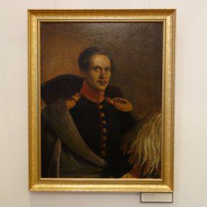В Губернаторском доме открылась выставка из фондов Лермонтовских музеев России