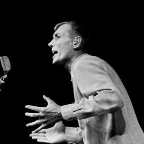 Фрагмент творческого вечера Евгения Евтушенко в Пензе. 19 сентября 1982 года. ДК имени Кирова