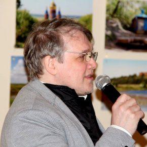 ЕВГЕНИЙ КУЛИКОВ посетил родные места