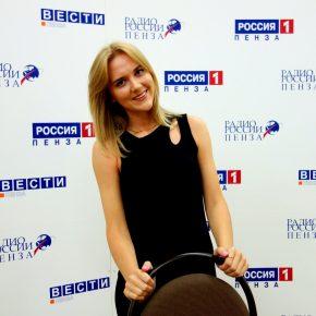 АЛЕНА БОСОЛАЕВА - спустя четыре года вновь в студии РАДИО РОССИИ ИЗ ПЕНЗЫ