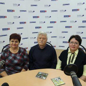 Участники Пензенского русского народного хора о подготовке юбилея Октября Васильевича Гришина
