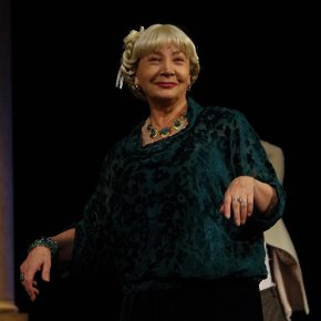 ГАЛИНА РЕПНАЯ. 50 лет на сцене Пензенского драматического