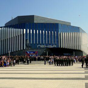 Радиоверсия концерта, посвященного 73-й годовщине Великой Победы. 8 мая. ККЗ Пенза