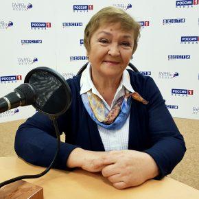 Ольга Петрова. Более 30 лет службы на Пензенском телевидении. Воспоминания о близких людях