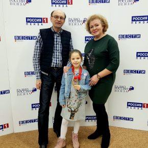 """София Борзова участница теле-шоу """"Лучше всех!"""""""