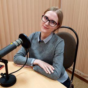 У микрофона Елена Босолаева!