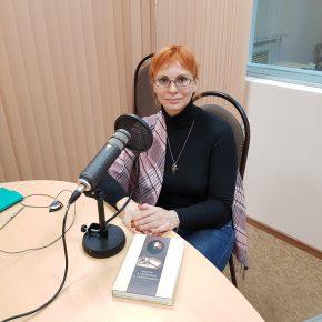 Встреча с президентом фонда содействия развития русской культуры Любовью Рудневой (г.Белинский)