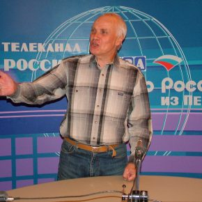 23 сентября отметил 80-й день рождения заслуженный работник культуры РФ, бывший звукорежиссёр пензенского радио Эдуард Утенков