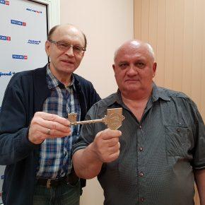 Игорь Шишкин о гербах Пензы