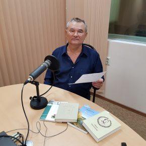 Гость студии лауреат Всероссийской Лермонтовской премии Валерий Сухов