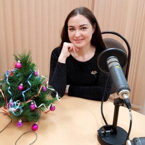 В первый день Нового Года с Мартой Серебряковой