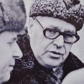 К 95-летию со дня рождения политического деятеля, историка и краеведа Георга Васильевича Мясникова.