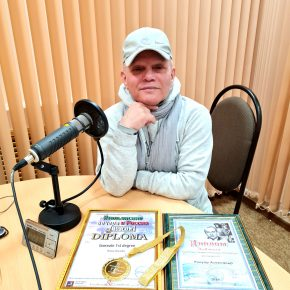 "Солист ""Пензаконцерта"" Александр Ренуар лауреат престижного международного конкурса."