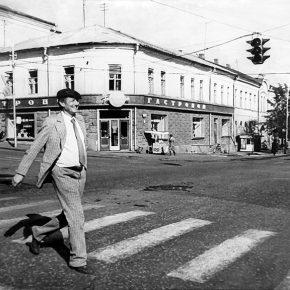 Евгений Евтушенко в Пензе